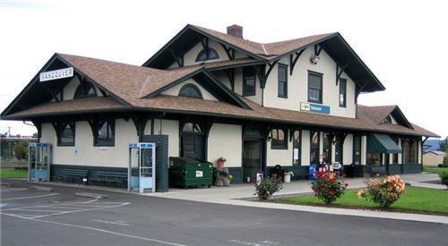 Vancouver Train